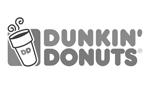 dunkin donuts logo Get em tiger web design Jacksonville florida