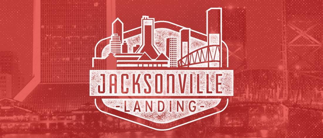 Jacksonville landing logo design Get em tiger web design Jacksonville florida