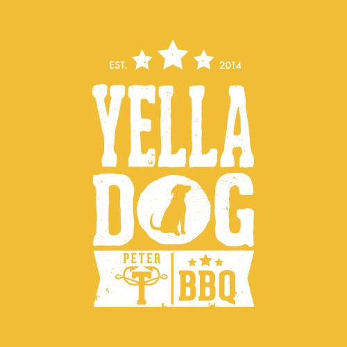 Yealla dog branding Get em tiger web design Jacksonville florida