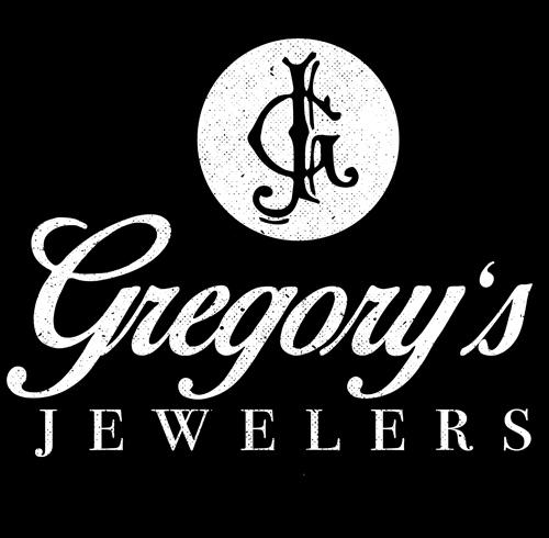 Gregory's Jewelers logo design and branding Get em tiger web design Jacksonville florida