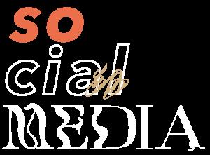 social media typography design