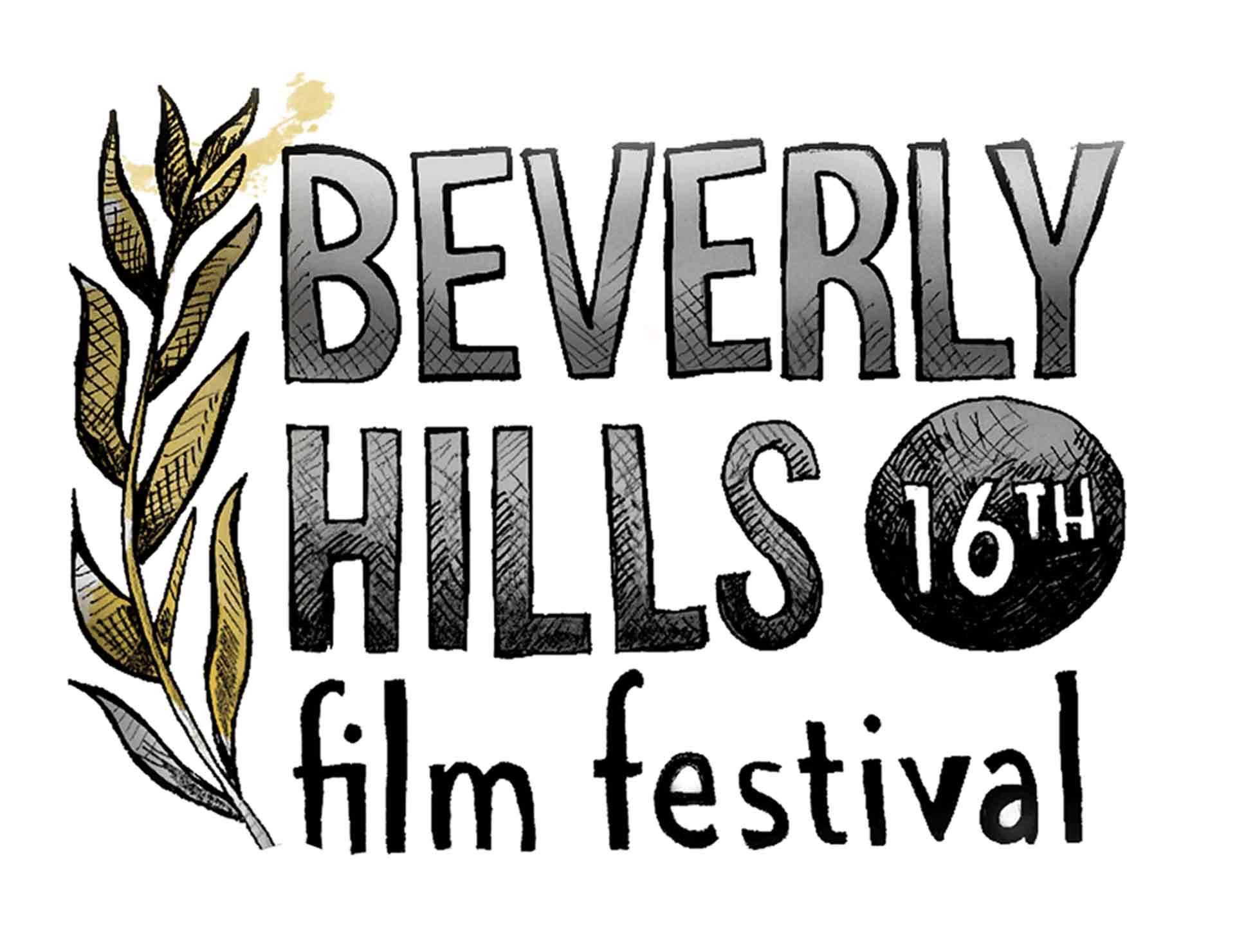 Logo Design beverly hills film festival
