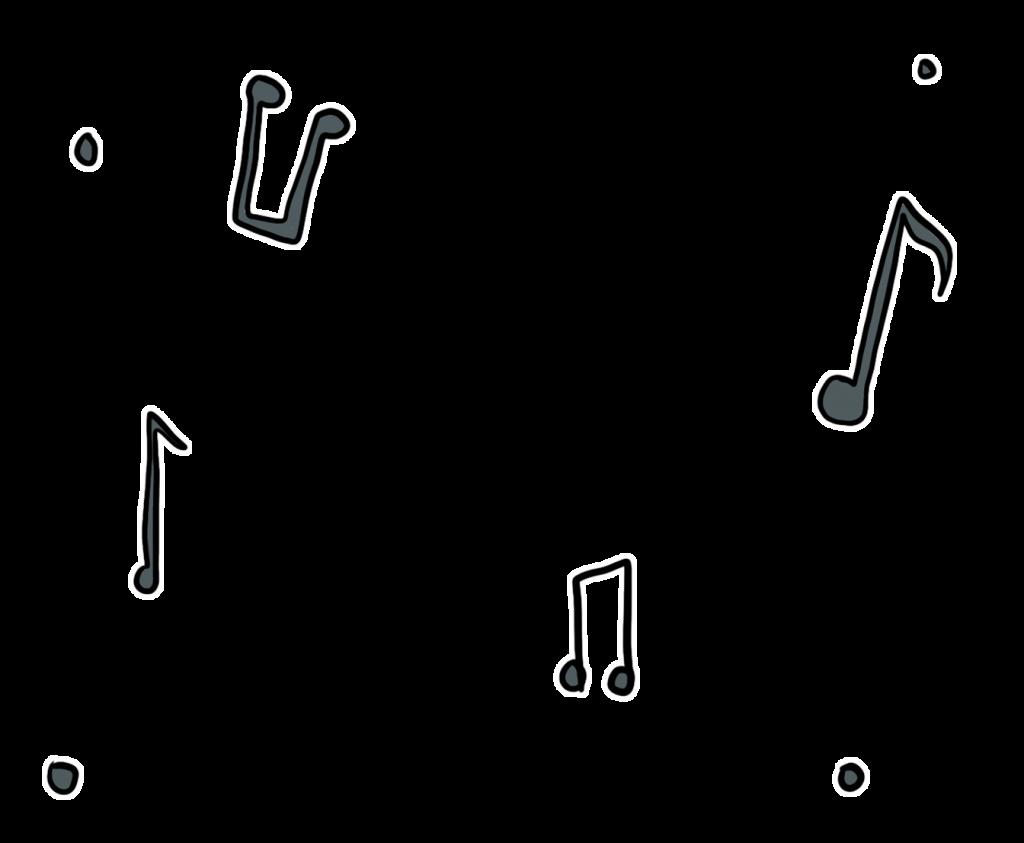 Notes custom illustration